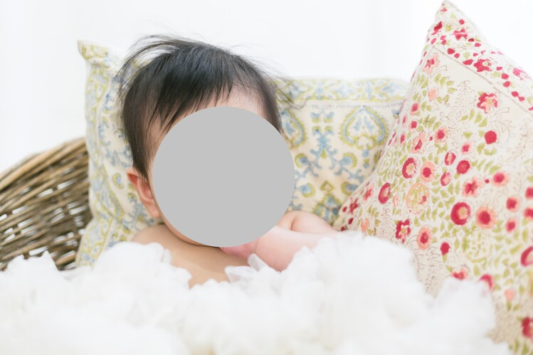 フォトハウスリバースで撮影した子どもの写真